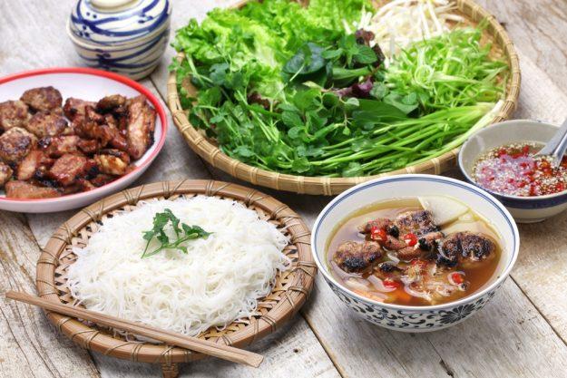Vietnam-Kochkurs Berlin – vietnamesisches Gericht