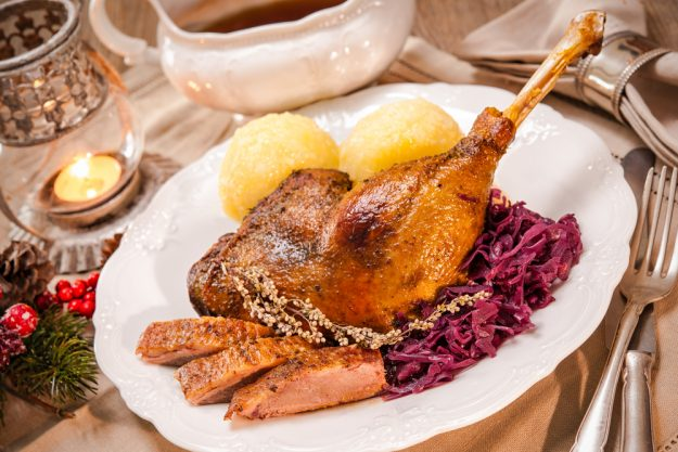 Weihnachts-Kochkurs Berlin – Gänsebraten