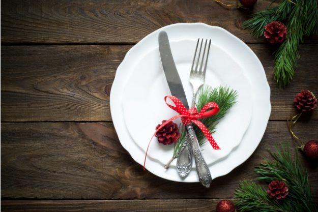 Weihnachts-Kochkurs Hamburg – weihnachtliches Gedeck