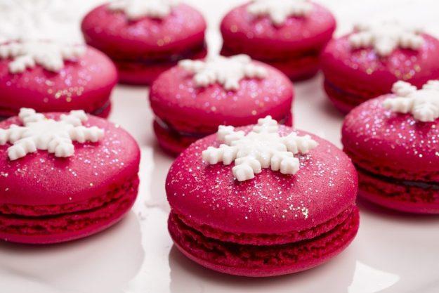 Weihnachtsfeier mit Teamkochkurs in Regensburg – Pinke Macarons