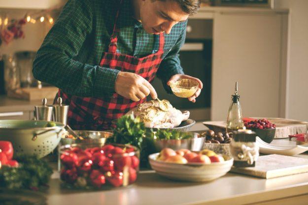 Weihnachtsfeier mit Teamkochkurs in Regensburg – Kochen