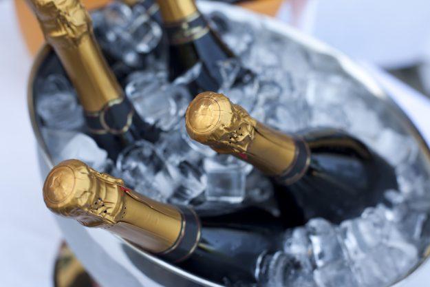 Weinprobe Augsburg –gekühlter Prosecco