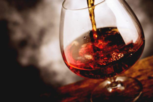 Weinseminar Mannheim - Portwein Glas