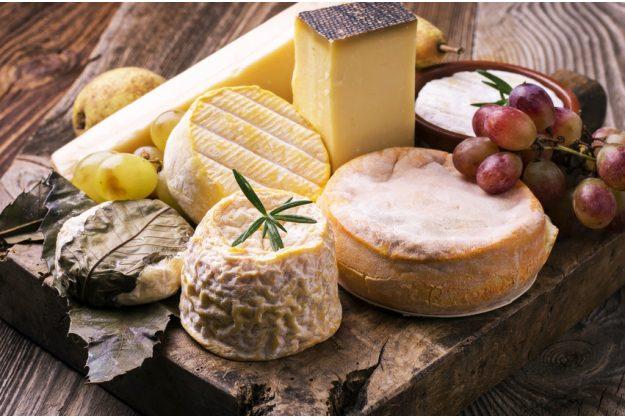 Weinseminar Münster - Käse und Trauben