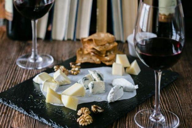 Weinprobe Münster – Wein und Käse