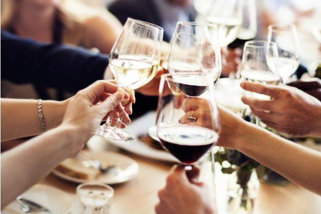 Weinprobe Stuttgart - Wein trinken