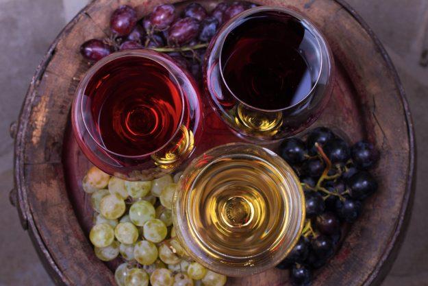 Weinseminar Berlin – dreierlei Wein