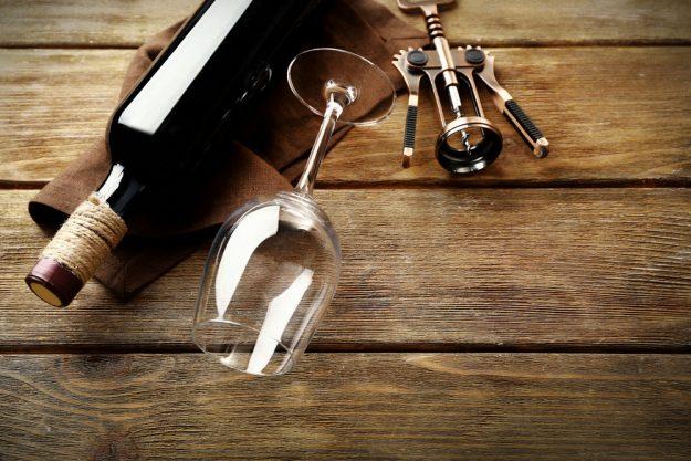 Weinseminar Berlin – Rotwein und Flaschenöffner