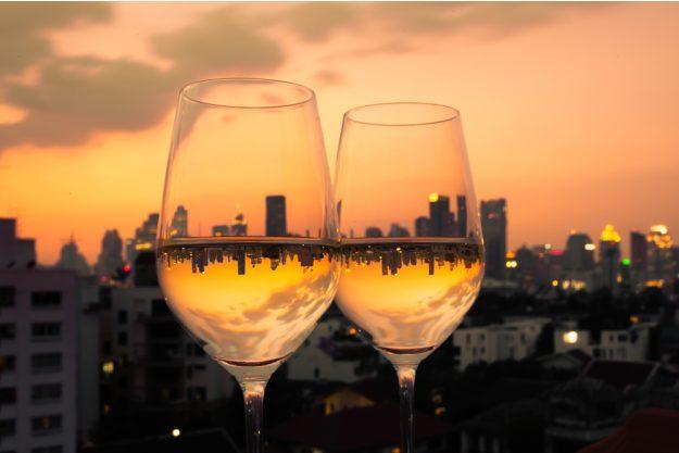 Weinseminar Berlin – Weisswein und Ausblick