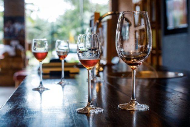 Wein für Einsteiger –Rotwein und Weisswein