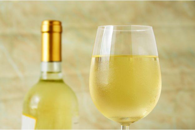 Weinseminar Hamburg - gekühlter Weißwein