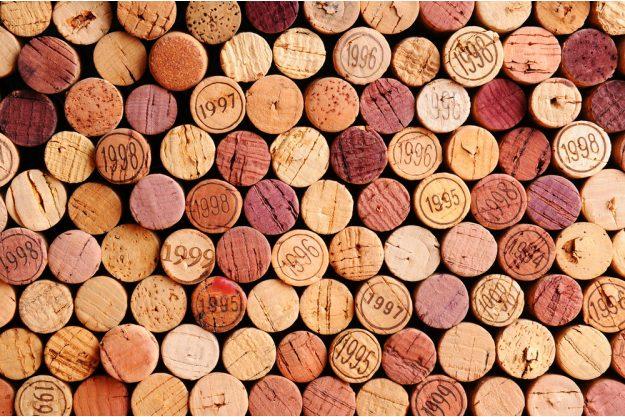 Weinseminar Hamburg - Weinkorken