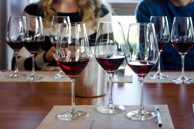 Weinseminar Hamburg - Rotwein aus Bordeaux