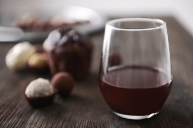 Weinseminar Hamburg –Rotwein und Pralinen