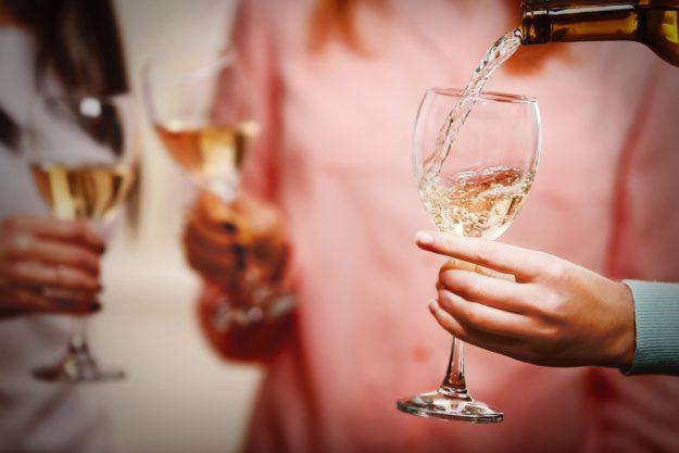Weinseminar Hamburg – Weisswein probieren