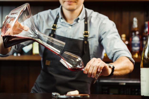 Weinseminar Hannover – Rotwein dekantieren
