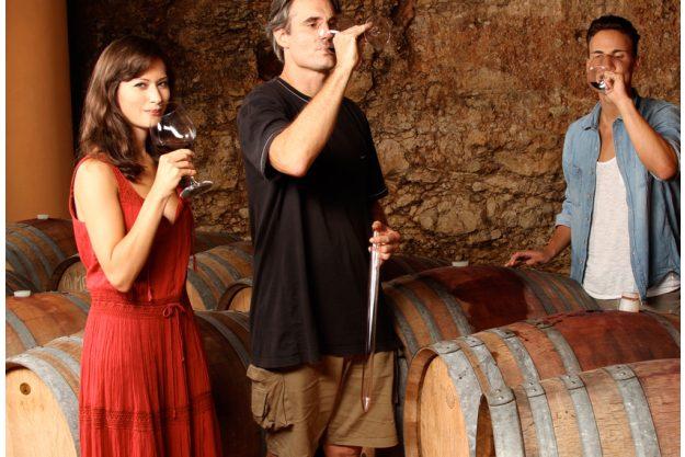Weinseminar Stuttgart - Wein degustieren vom Fass