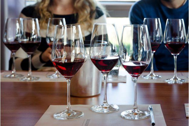 Weinseminar München – dreimal Rotwein testen