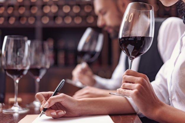 Weinseminar München – Rotwein degustieren
