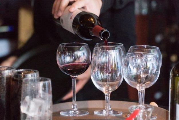 Weinseminar München –Verkostung