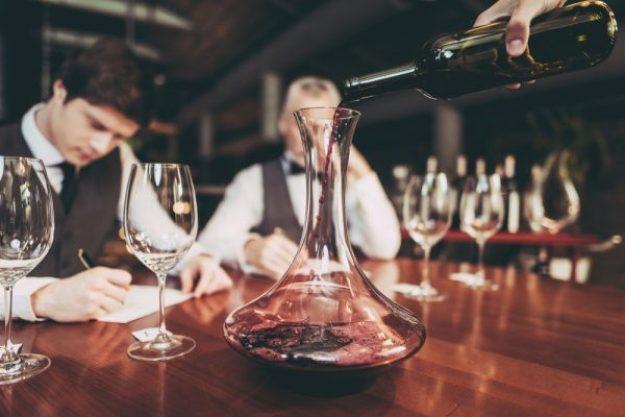 Weinseminar München –Notizen beim Tasting