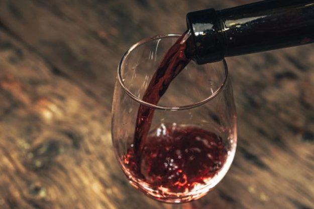 Weinseminar München –Rotwein einschenken