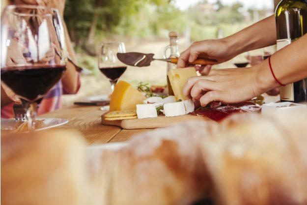 Weinseminar München – Rotwein und Käse