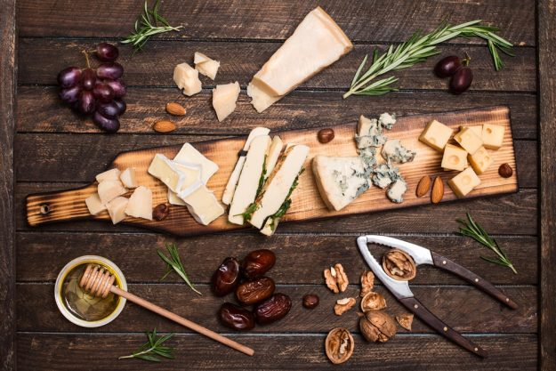 Weinseminar München – Wein und Käse passen perfekt