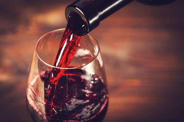 Weinseminar Nürnberg – Rotwein einschenken