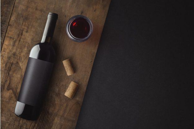 Weinseminar Nürnberg – Rotwein auf Tisch