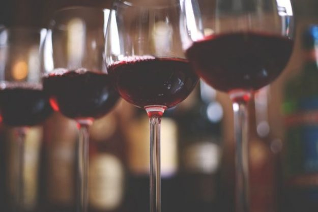 Weinseminar Stuttgart –Verschiedene Rotwein-Sorten
