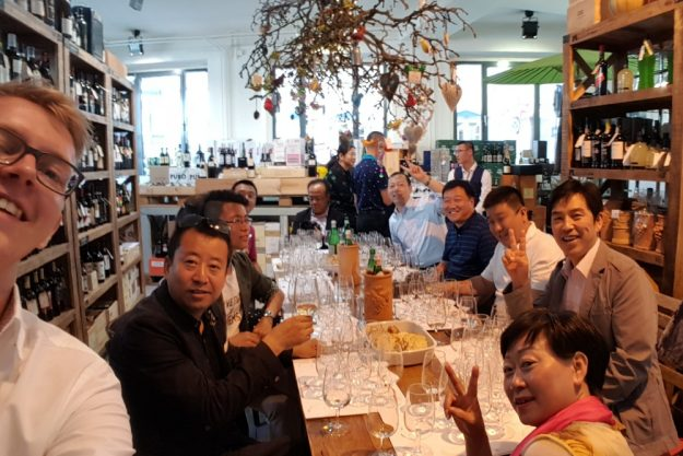Weinverkostung Berlin – zusammen Wein trinken