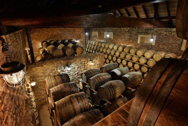 Whisky Tasting Dresden - Distilleries und Lagerung