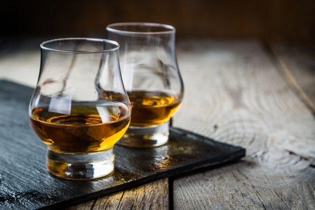 Whisky-Tasting Hamburg – zweimal Whisky