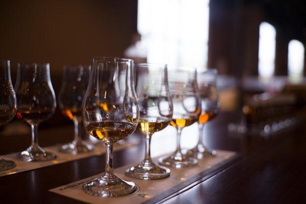 Whisky-Tasting-Köln-edle-Whisky-gläser