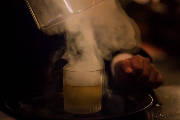 Whisky-Tasting Stuttgart – Whisky-Cocktail räuchern