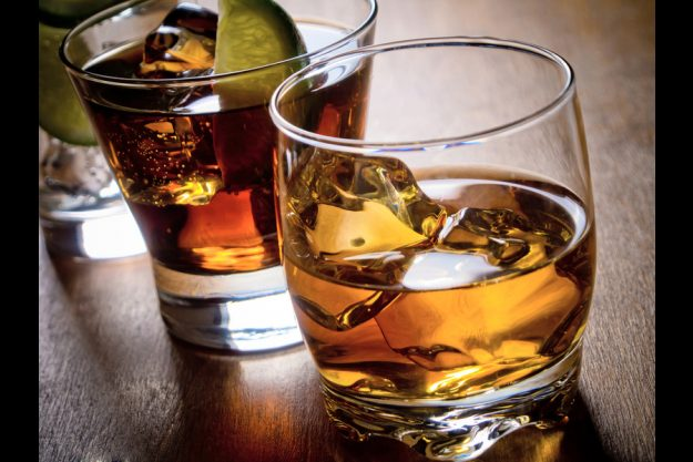Whisky Tasting Köln - Whisky on the rocks
