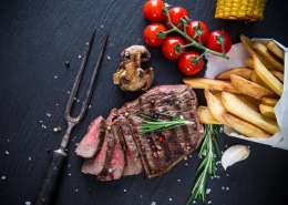 Fleisch-Kochkurs in Herten - Steaks