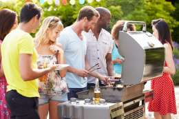 Grill & Chill together