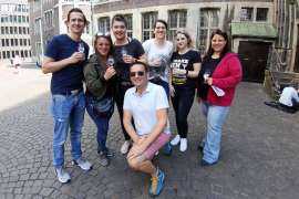 Gin-Tasting Bremen Gin-Expedition – Bremen
