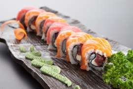 Sushi-Kurs Münster - Sushi Rolle