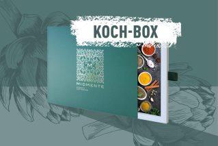 Kochkurs-Gutschein  Miomente KOCH-Box