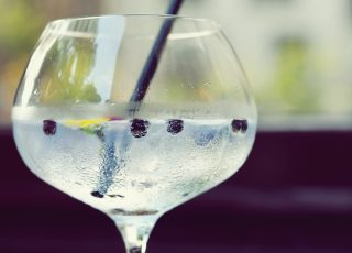 Gin-Tasting Stuttgart Lange Rede, kurzer Gin