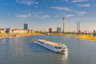 Kulinarische Stadtführung Düsseldorf durchs Hafenviertel Kulinarischer Hafenspaziergang