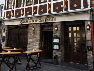 Kulinarische Stadtführung Düsseldorf Kleine Altbiertour am Mittag
