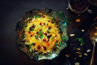 Persischer Kochkurs Frankfurt  Grüße aus dem Morgenland