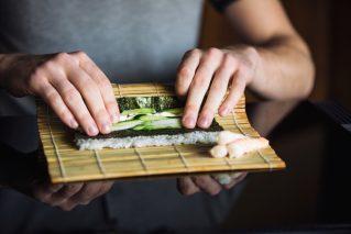 Sushi-Kochkurs Heidelberg Reiskunst