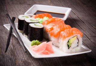 Sushi-Kurs München Sushi-Party