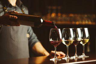Weinprobe Hamburg Wein für Eilige