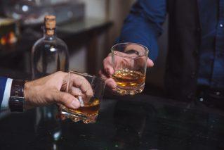 Whisky-Tasting Stuttgart Drinking Whisky